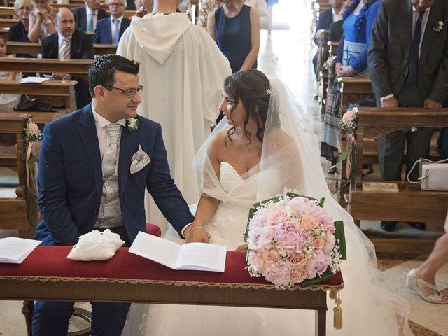 Il matrimonio di Fabio e Veronica a Silea, Treviso 26
