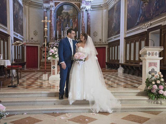 Il matrimonio di Fabio e Veronica a Silea, Treviso 30