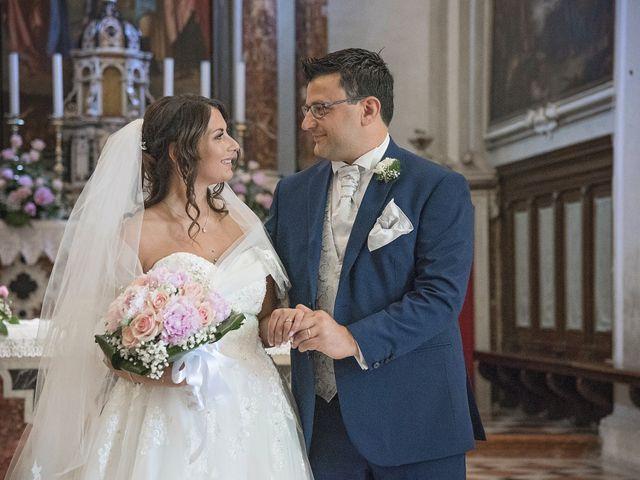 Il matrimonio di Fabio e Veronica a Silea, Treviso 31
