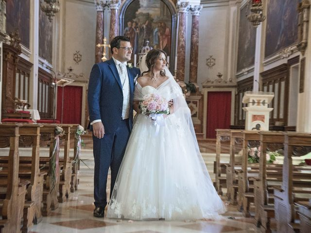 Il matrimonio di Fabio e Veronica a Silea, Treviso 32