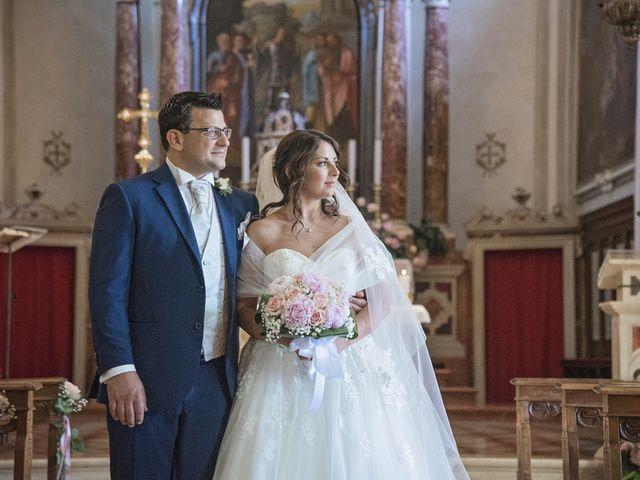Il matrimonio di Fabio e Veronica a Silea, Treviso 33