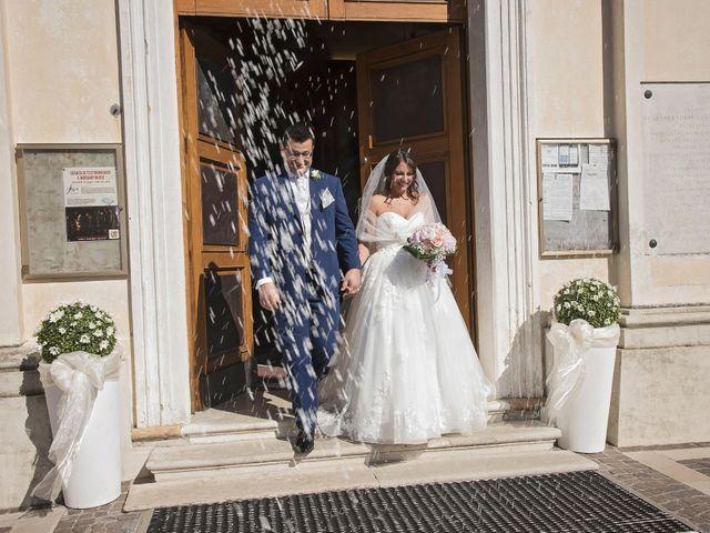 Il matrimonio di Fabio e Veronica a Silea, Treviso 35