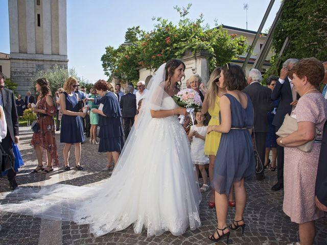 Il matrimonio di Fabio e Veronica a Silea, Treviso 36
