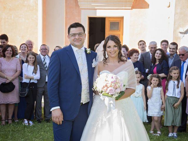 Il matrimonio di Fabio e Veronica a Silea, Treviso 38
