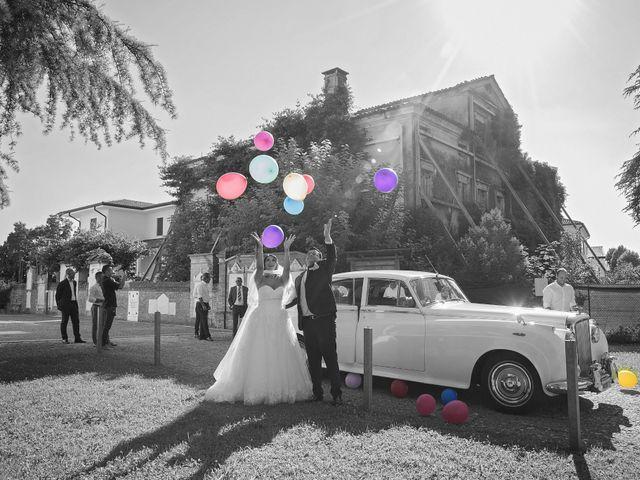 Il matrimonio di Fabio e Veronica a Silea, Treviso 39