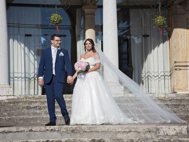 Il matrimonio di Fabio e Veronica a Silea, Treviso 40