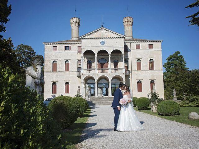 Il matrimonio di Fabio e Veronica a Silea, Treviso 41