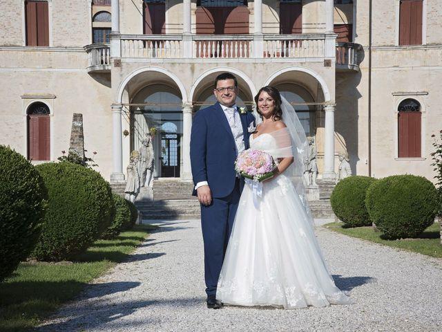 Il matrimonio di Fabio e Veronica a Silea, Treviso 42