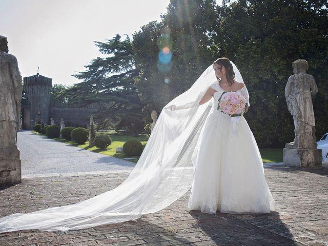 Il matrimonio di Fabio e Veronica a Silea, Treviso 43