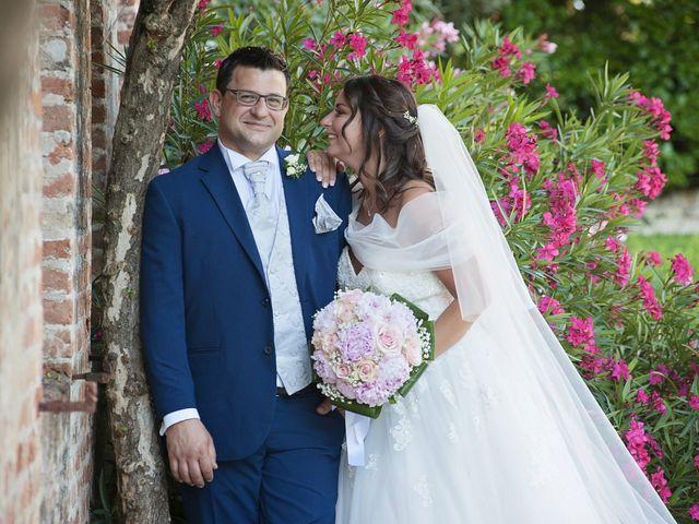 Il matrimonio di Fabio e Veronica a Silea, Treviso 45