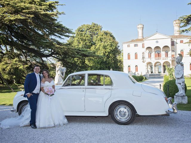 Il matrimonio di Fabio e Veronica a Silea, Treviso 51