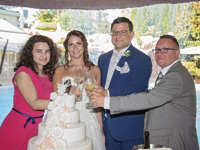 Il matrimonio di Fabio e Veronica a Silea, Treviso 54