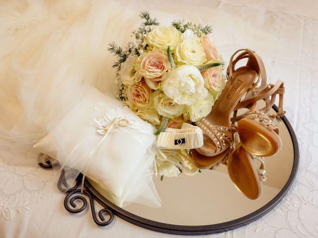 Il matrimonio di Giuseppe e Tiziana a Gissi, Chieti 10