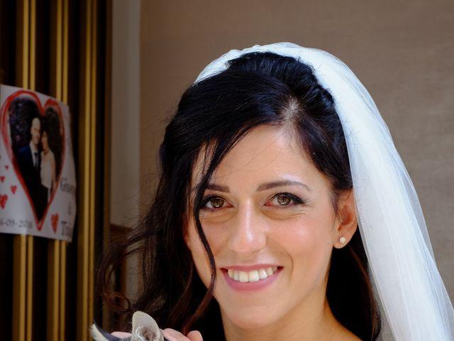 Il matrimonio di Giuseppe e Tiziana a Gissi, Chieti 14