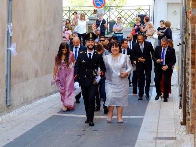 Il matrimonio di Giuseppe e Tiziana a Gissi, Chieti 16