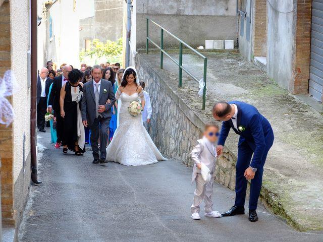 Il matrimonio di Giuseppe e Tiziana a Gissi, Chieti 17