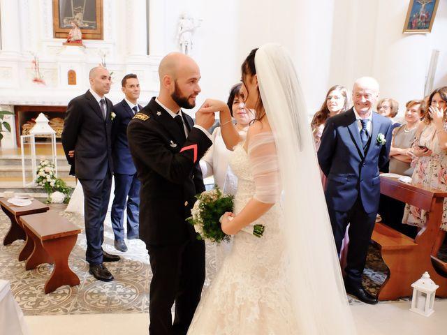 Il matrimonio di Giuseppe e Tiziana a Gissi, Chieti 18