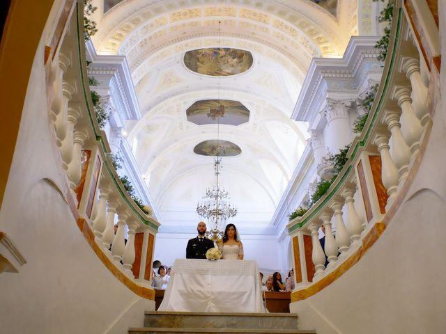 Il matrimonio di Giuseppe e Tiziana a Gissi, Chieti 20