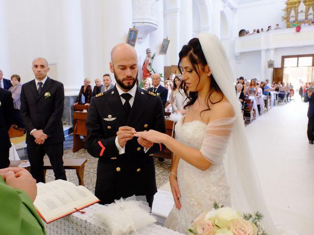 Il matrimonio di Giuseppe e Tiziana a Gissi, Chieti 21