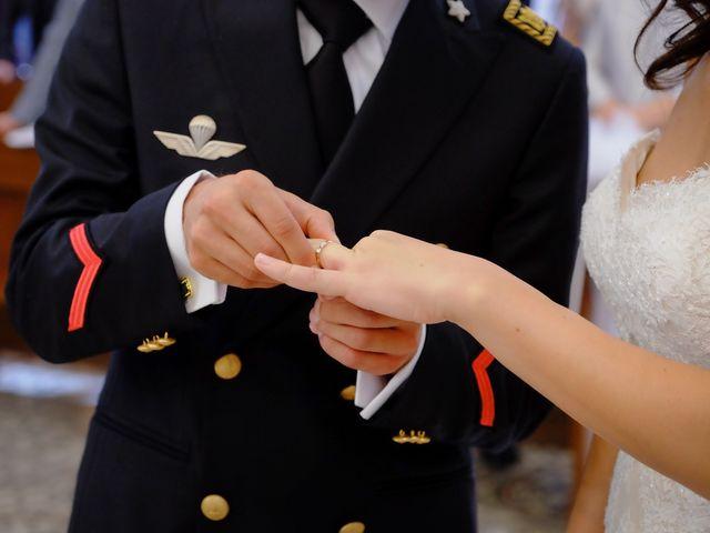 Il matrimonio di Giuseppe e Tiziana a Gissi, Chieti 22