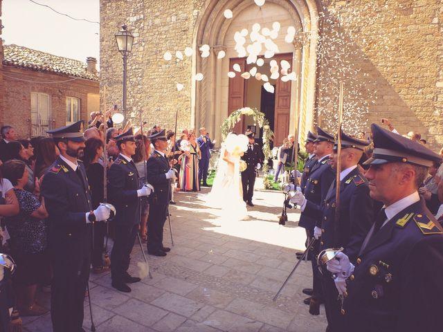 Il matrimonio di Giuseppe e Tiziana a Gissi, Chieti 23