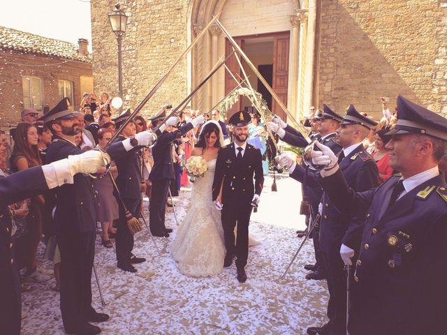 Il matrimonio di Giuseppe e Tiziana a Gissi, Chieti 1