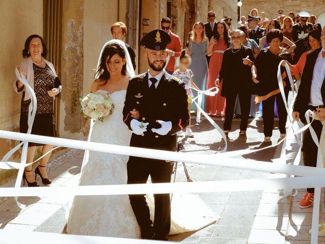 Il matrimonio di Giuseppe e Tiziana a Gissi, Chieti 25