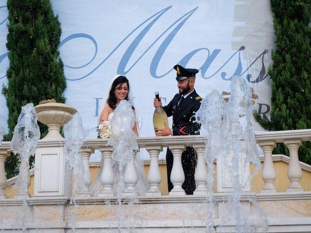 Il matrimonio di Giuseppe e Tiziana a Gissi, Chieti 27