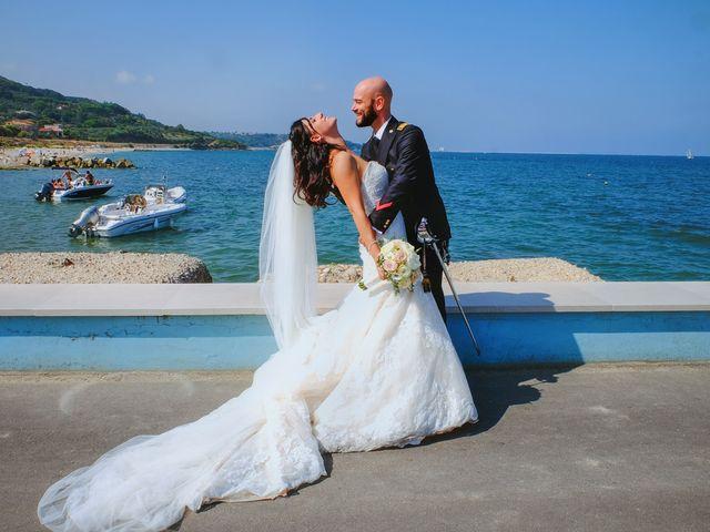 Il matrimonio di Giuseppe e Tiziana a Gissi, Chieti 32