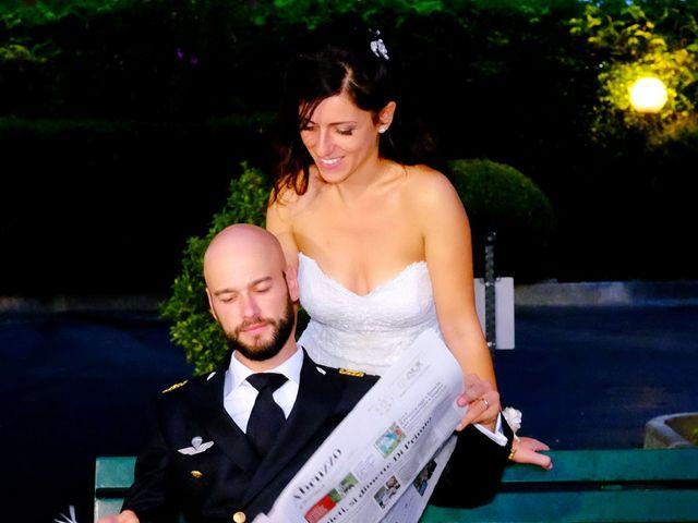 Il matrimonio di Giuseppe e Tiziana a Gissi, Chieti 33