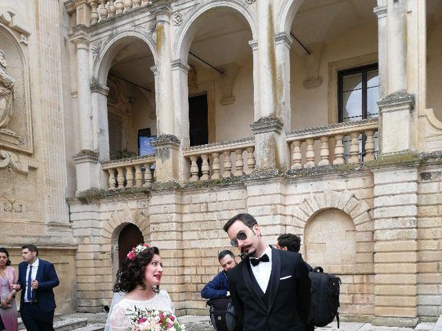 Il matrimonio di Simone e Donatella  a Lecce, Lecce 2