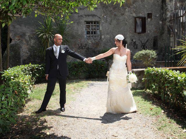 Il matrimonio di Emanuela e Diego a Napoli, Napoli 36
