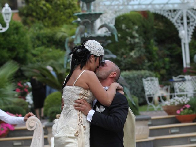 Le nozze di Diego e Emanuela