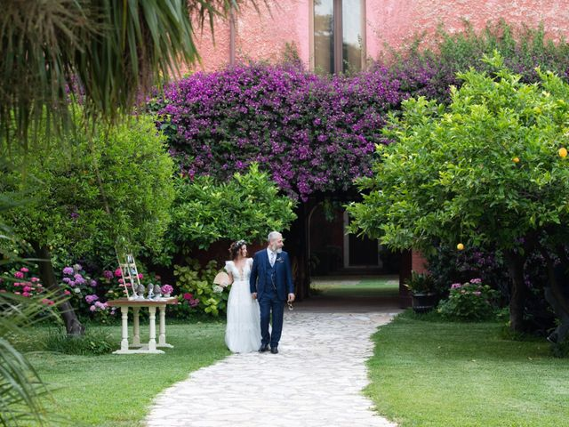 Il matrimonio di Michelangelo e Gaia a Battipaglia, Salerno 9