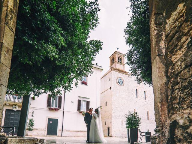 Il matrimonio di Luigi  e Rossella a Casamassima, Bari 4