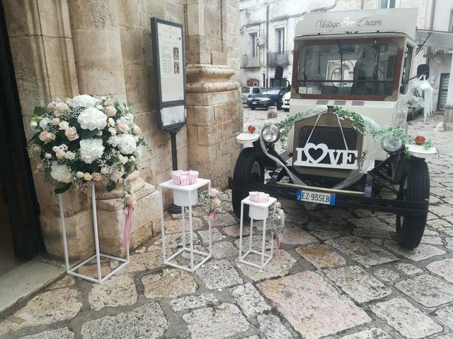 Il matrimonio di Luigi  e Rossella a Casamassima, Bari 25