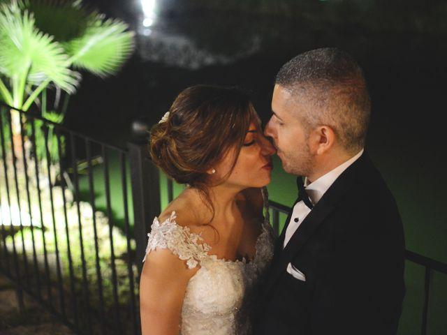 Le nozze di Maria Grazia e Mirko