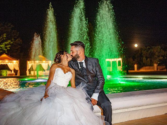 Le nozze di Cristina e Zefferino