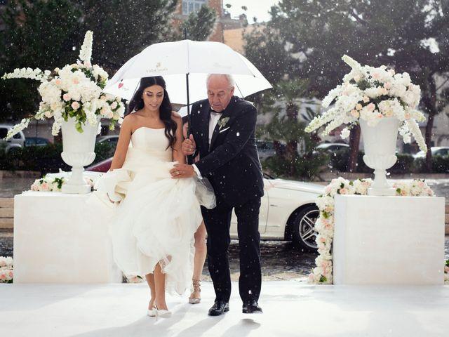 Il matrimonio di Domenico e Elena a Andria, Bari 4