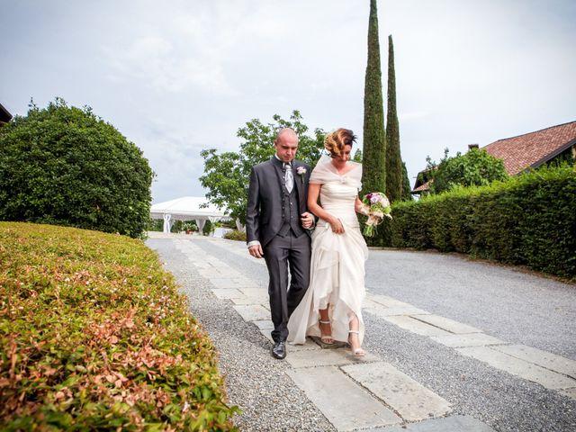Il matrimonio di Alessandro e Alessandra a Cernusco Lombardone, Lecco 5
