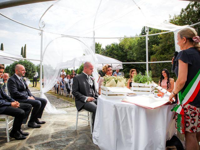 Il matrimonio di Alessandro e Alessandra a Cernusco Lombardone, Lecco 6