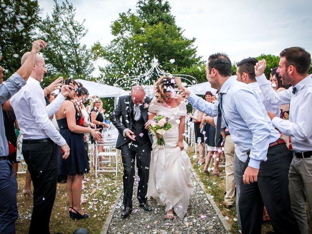 Il matrimonio di Alessandro e Alessandra a Cernusco Lombardone, Lecco 8
