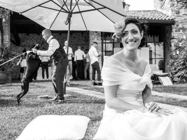 Il matrimonio di Alessandro e Alessandra a Cernusco Lombardone, Lecco 10