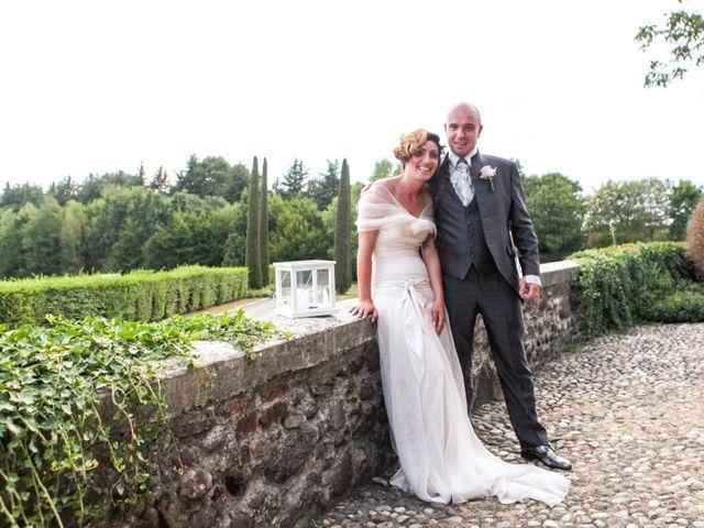 Il matrimonio di Alessandro e Alessandra a Cernusco Lombardone, Lecco 13