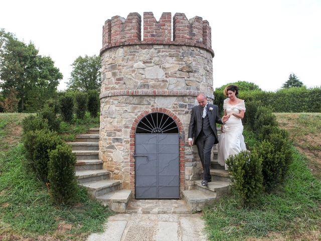 Il matrimonio di Alessandro e Alessandra a Cernusco Lombardone, Lecco 14