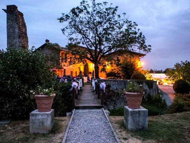 Il matrimonio di Alessandro e Alessandra a Cernusco Lombardone, Lecco 20