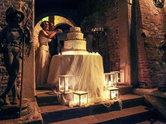 Il matrimonio di Alessandro e Alessandra a Cernusco Lombardone, Lecco 22