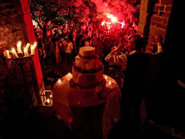 Il matrimonio di Alessandro e Alessandra a Cernusco Lombardone, Lecco 1