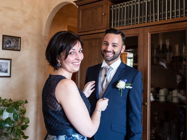 Il matrimonio di Giacomo e Erika a Orco Feglino, Savona 10