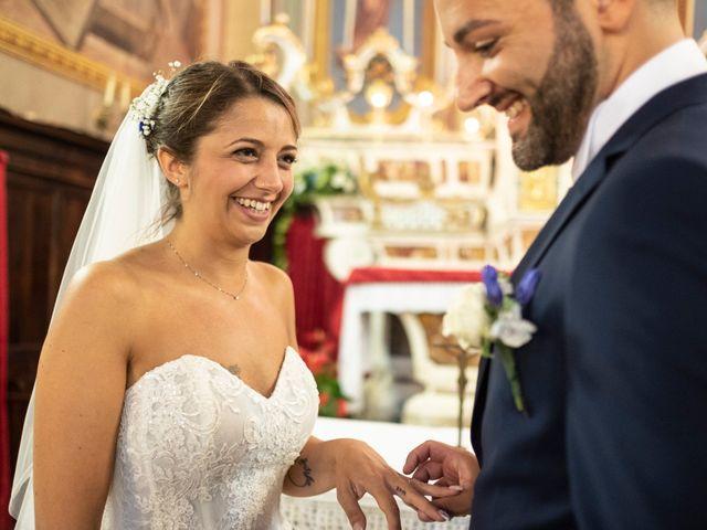 Il matrimonio di Giacomo e Erika a Orco Feglino, Savona 19